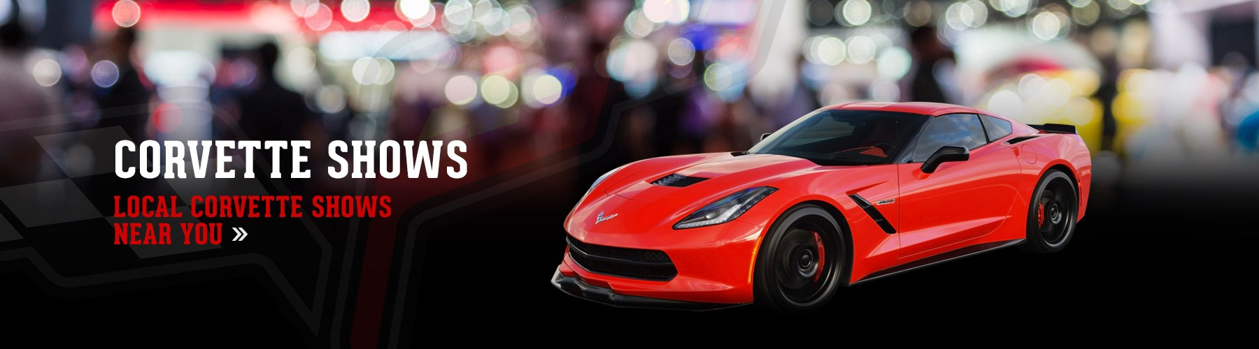 myrtle beach corvette events
